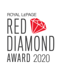 Royal LePage Red Diamond Award - The Andy and Paddy Team